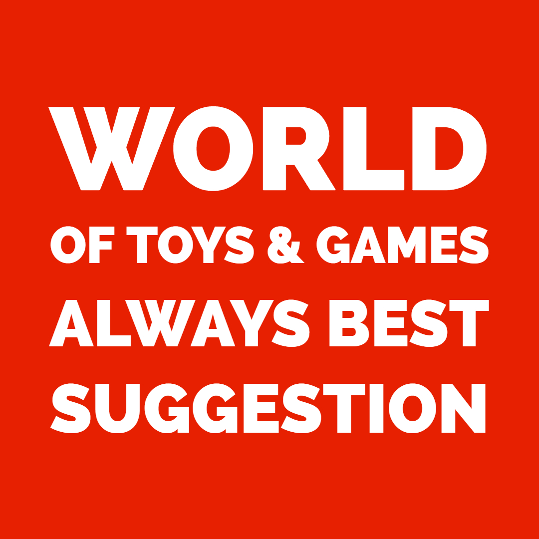 Affiliate with World of toys and games
